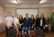 Встреча в рамках всероссийского проекта «Диалог на равных»