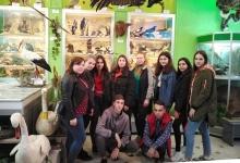 Cтуденты 16-О группы посетили Зоологический музей Крымского Федерального Университета им. В. И. Вернадского
